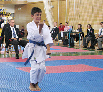 Karate Slovenia Open 2009